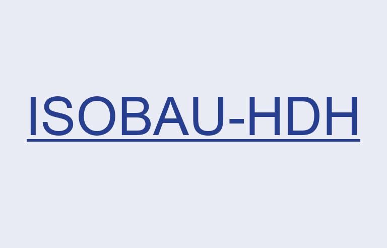 isobau-hdh